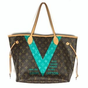 LOUIS VUITTON Neverfull MM Monogram 2015 Edition